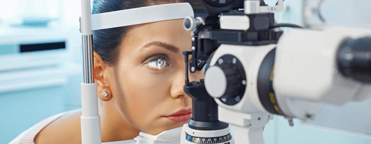 где пройти офтальмолога